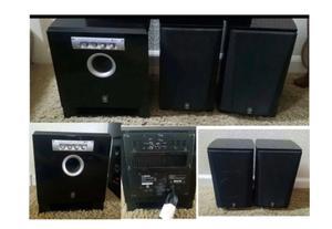 Yamaha Speaker Surround System