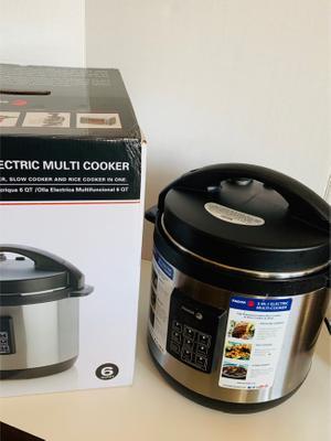 Fagor 3-in-1 Multi Cooker
