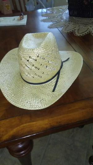 Resistol 20X Blakeo Straw Hat