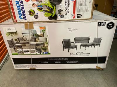 Brand New MS 5-Piece Patio Furniture Set for sale in ...