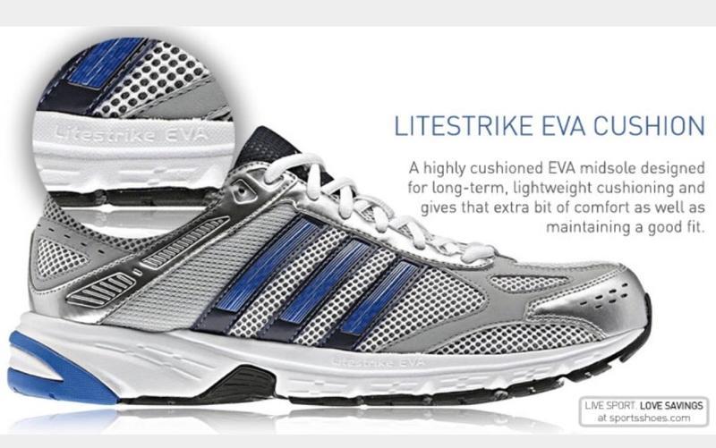 Adidas litestrike Eva men's tennis for