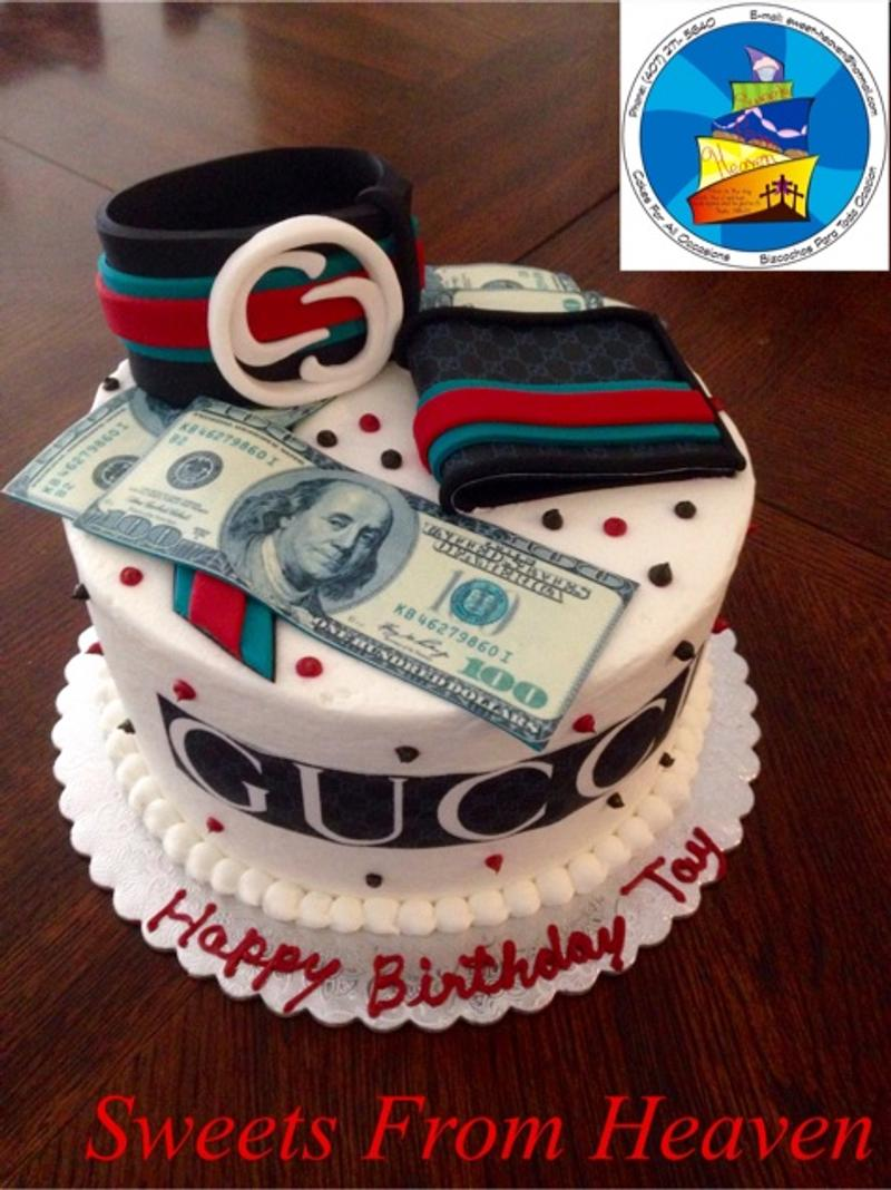 Fine Gucci Birthday Cake For Sale In Orlando Fl 5Miles Buy And Sell Personalised Birthday Cards Xaembasilily Jamesorg