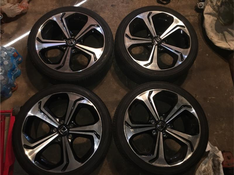 2015 Honda Civic Si Rims 18 For Sale In Belleville Nj 5miles Buy And Sell