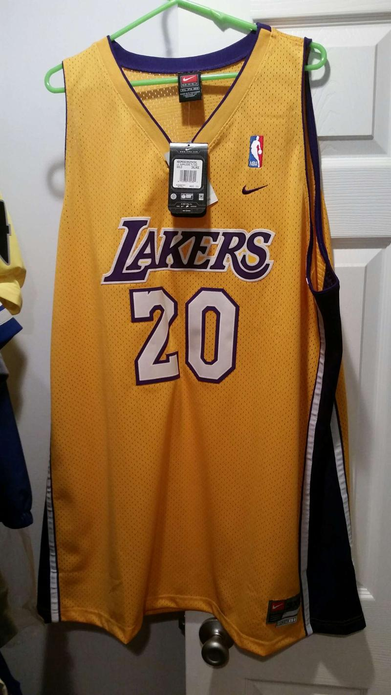 New 3xl Gary Payton Lakers Jersey by Nike for sale in Chino, CA ...