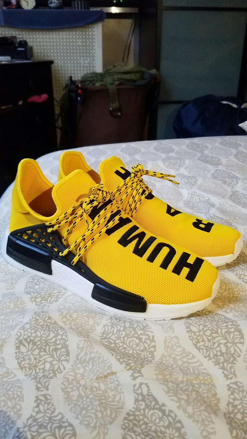 Adidas human race ultraboost pharrell