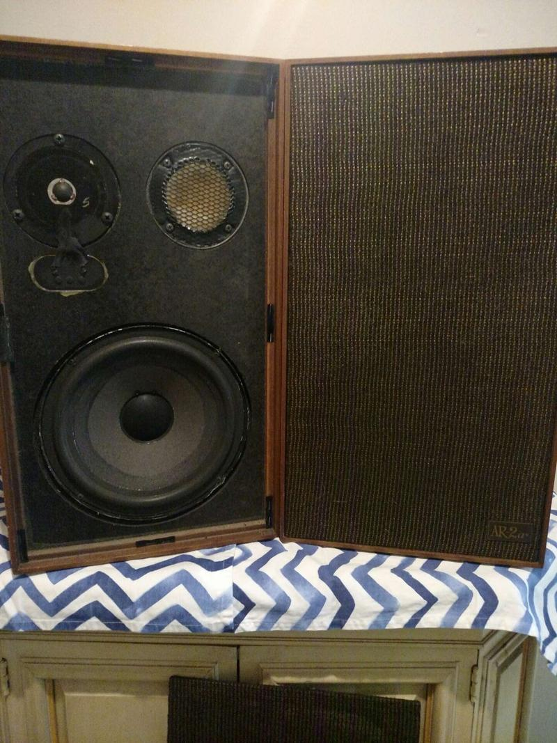 Ar 2ax Speakers Amazing Acoustic Research Loud Speaker Studio Monitor Ex Re For Sale In Orange Ca 5miles Buy And Sell