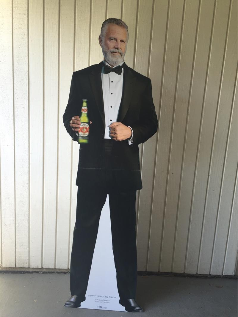 Most Interesting Man In The World Cardboard Cutout For Sale In Lewisville Tx 5miles Buy And Sell