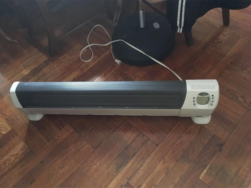 Honeywell Baseboard Heater Hz 519 20