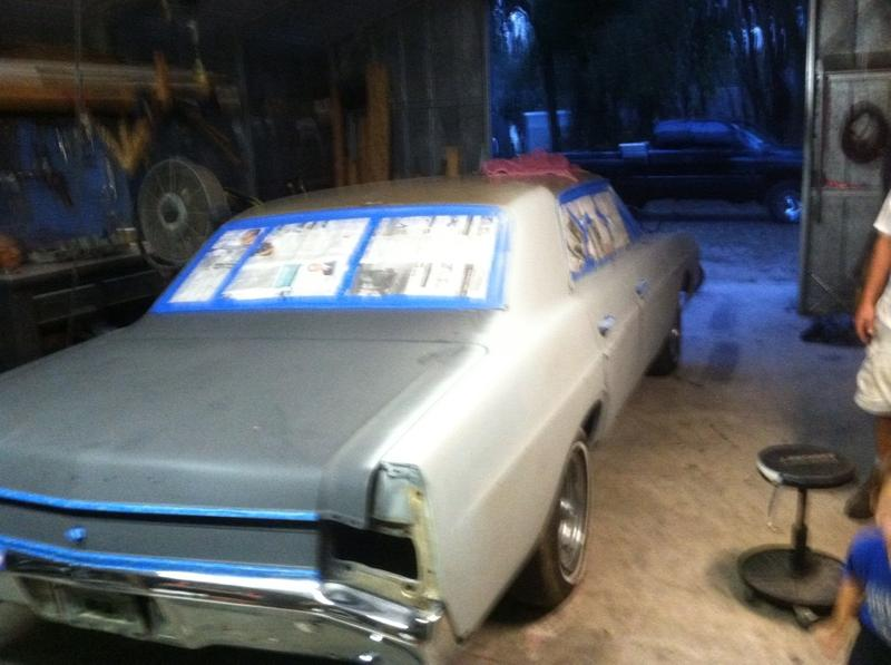 Photo 1966 Buick Special 300 ready for paint