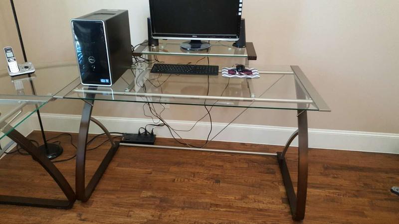 Reale Merido Corner Desk Connector