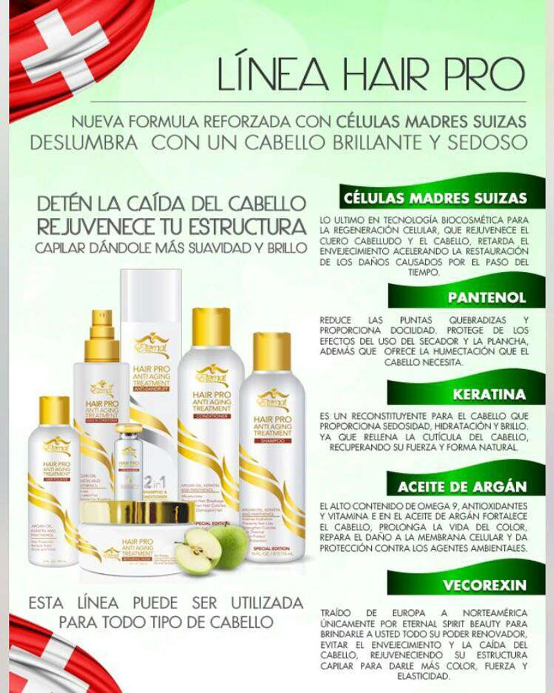 Eternal Hair Pro Shampoo Y Ancondicinador For Sale In Los Angeles
