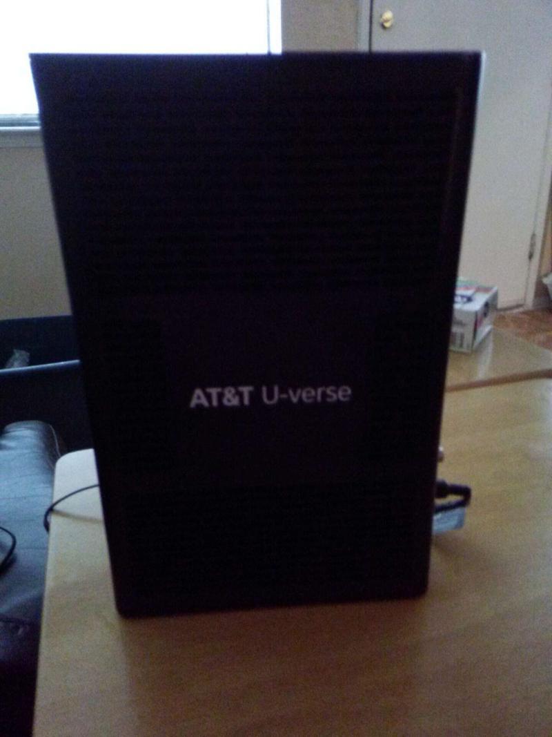 At&t U-Verse Internet Box for sale in Dallas, TX - 5miles ...