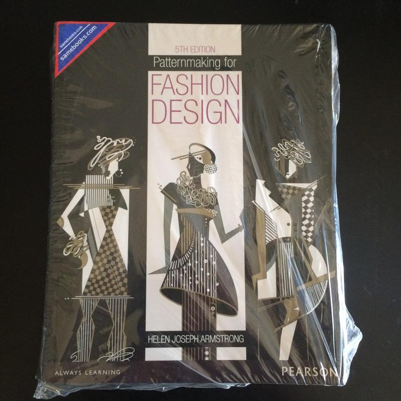 5th Edition Patternmaking For Fashion Designs For Sale In Reseda Ca 5miles Buy And Sell