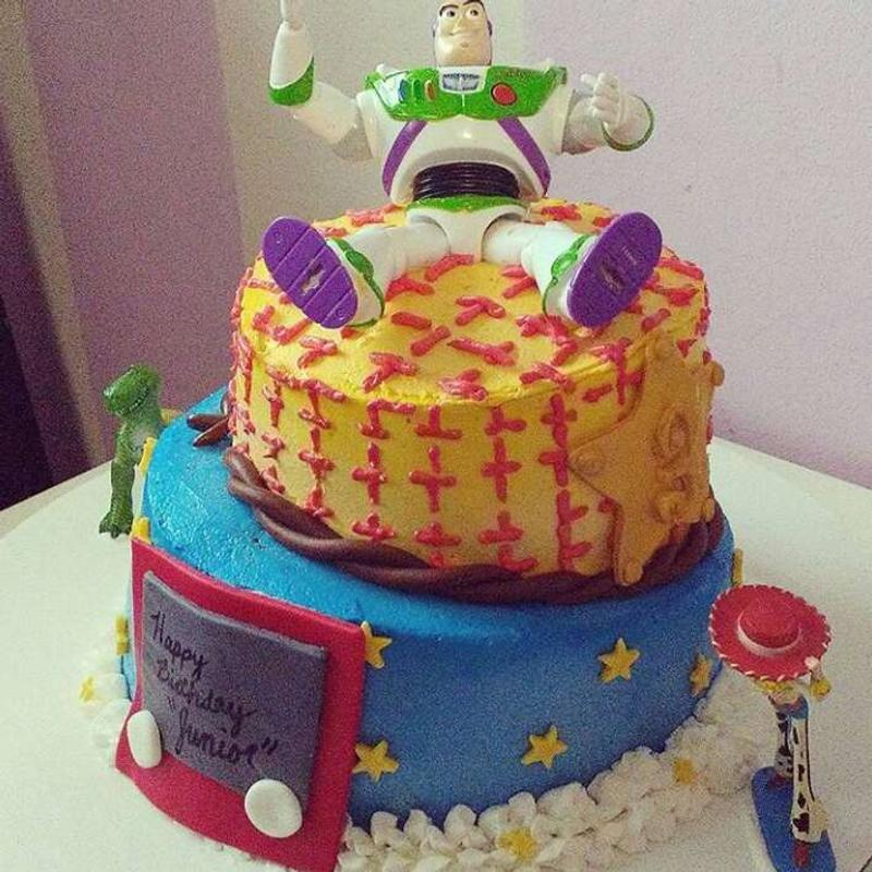 Awe Inspiring Toy Story Birthday Cake For Sale In Dallas Tx 5Miles Buy And Sell Personalised Birthday Cards Rectzonderlifede