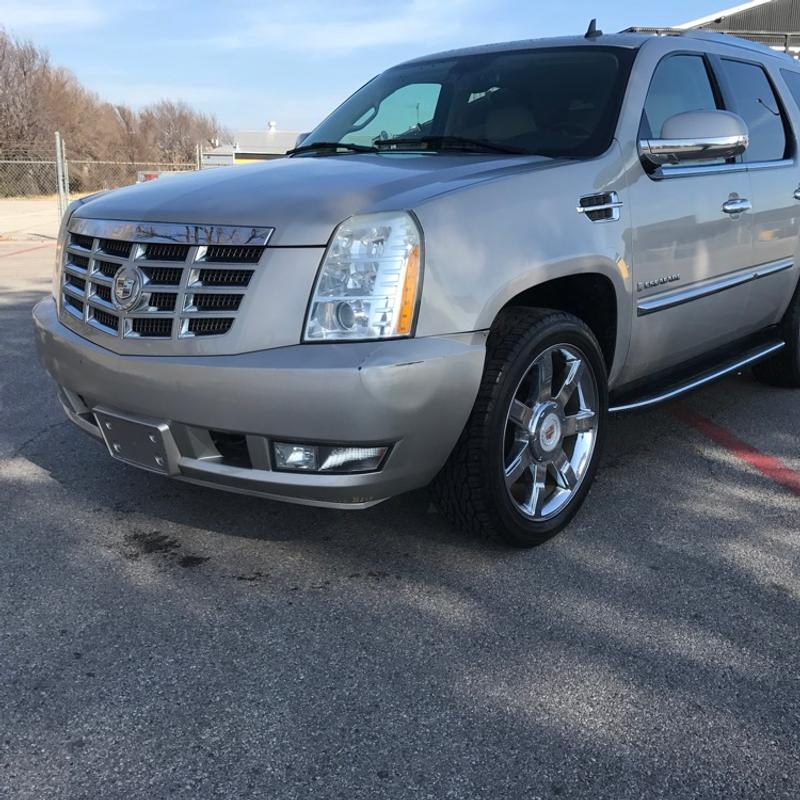 2007 CADILLAC ESCALADE For Sale In Dallas, TX