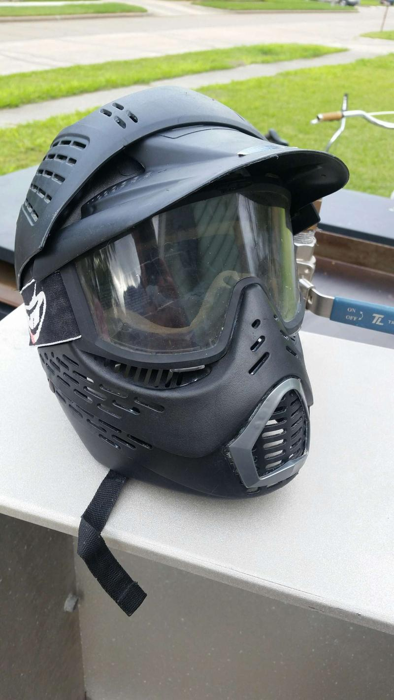 Paintball Mask For Sale In Deer Park Tx 5miles Buy And Sell