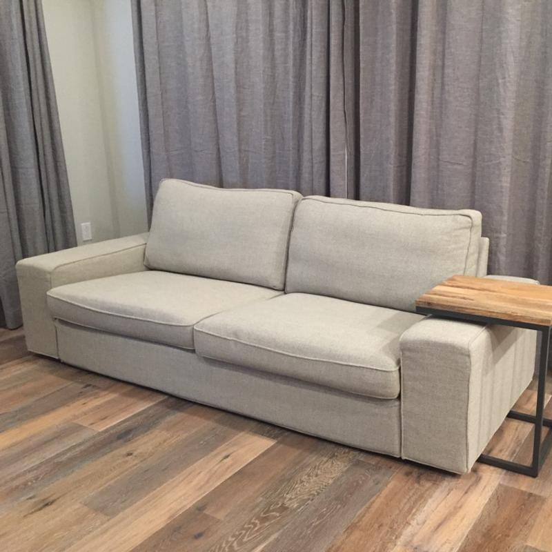 Ikea Kivik Sofa - Teno Light Gray For Sale In San Jose, CA - 5miles: Buy And Sell