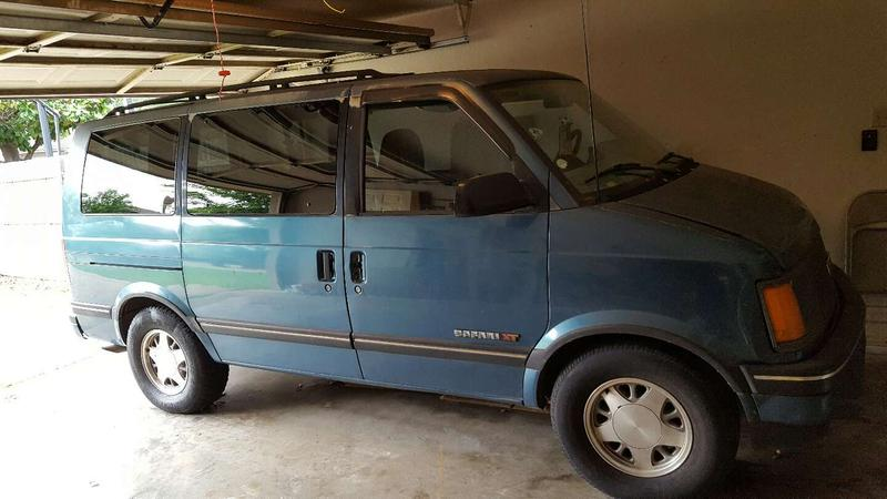 1994 Gmc Safari For Sale In Dallas  Tx