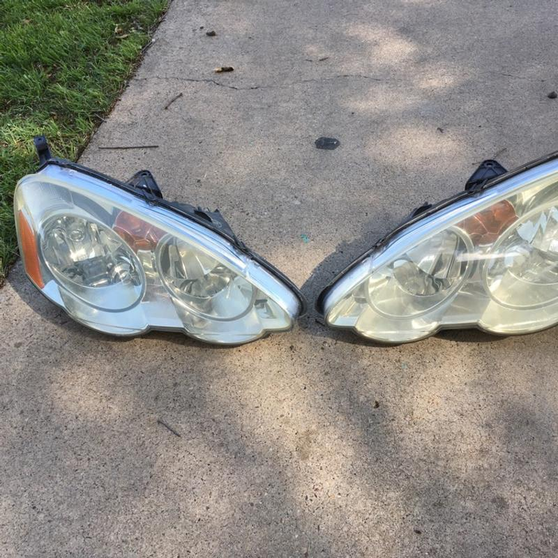 Headlights 2002-2005 Acura RSX For Sale In Red Oak, TX