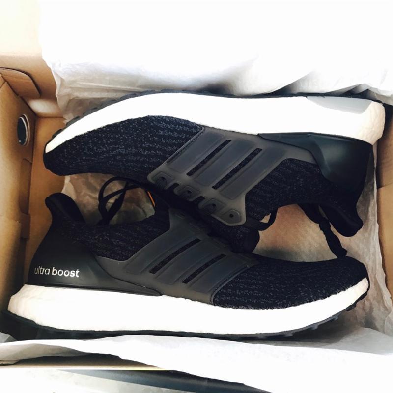 adidas ultra boost black 3.0