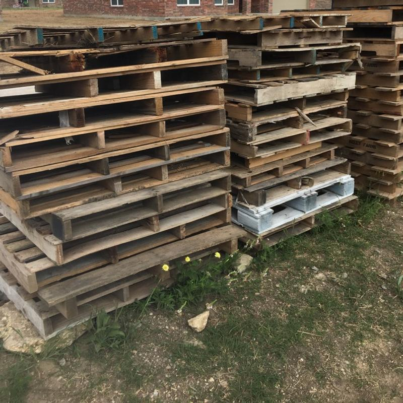 Wood pallets for sale in Ardmore, OK - 5miles: Buy and Sell