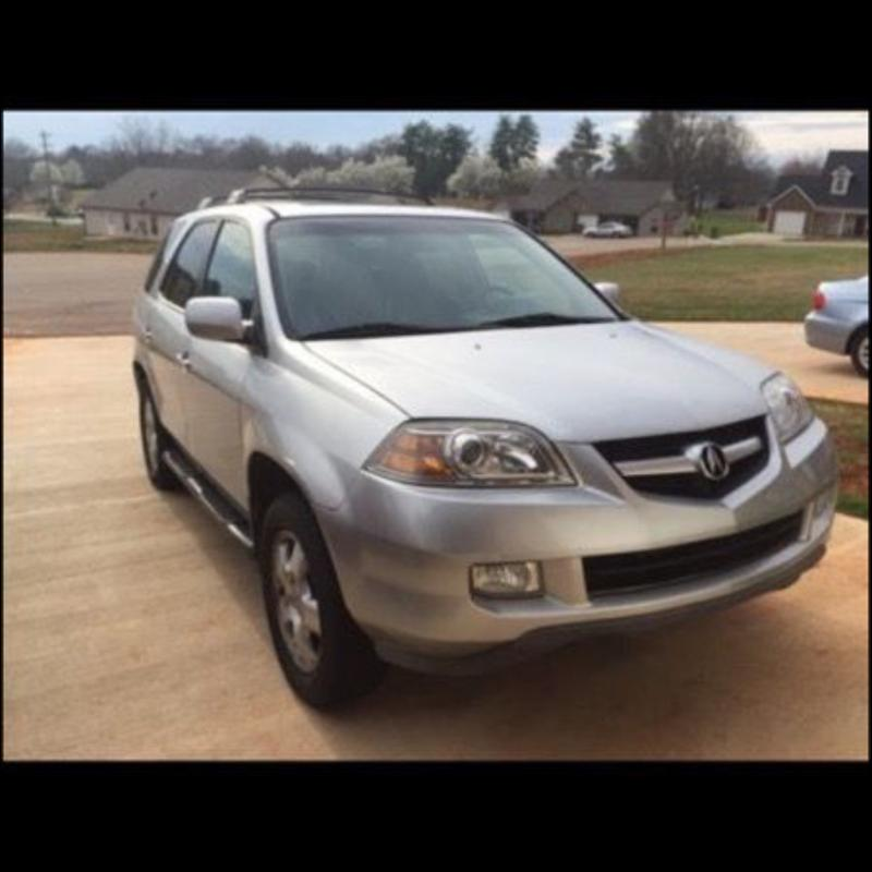 2006 Acura Mdx Utility 4D 4WD V6 For Sale In Inman, SC