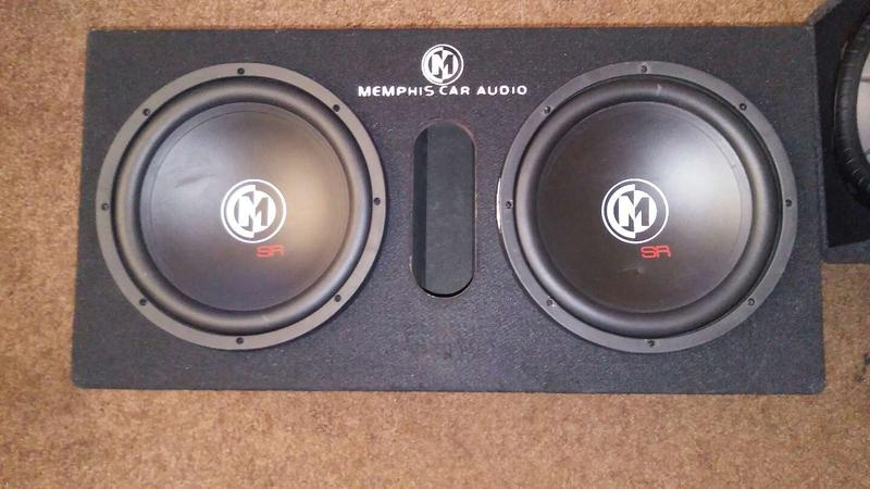memphis audio street reference 12 inch subs for sale in allentown pa 5miles buy and sell memphis audio street reference 12 inch subs