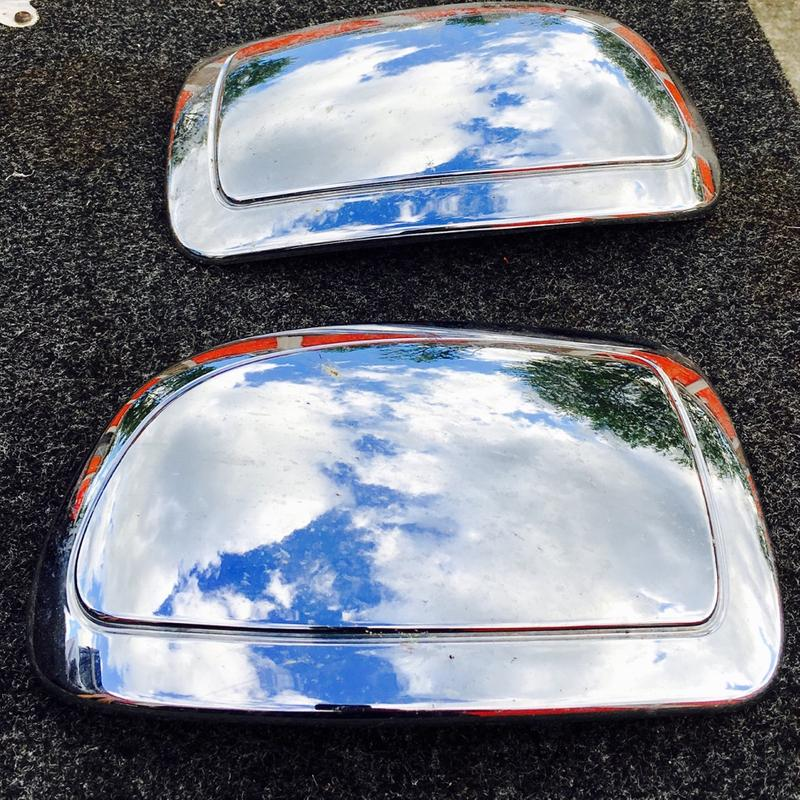 Photo YOU Dont Want To Miss This Deal!!! Chrome Mirror Covers fits a 2005 CHEVY TAHOE and GMC YukonEscalade