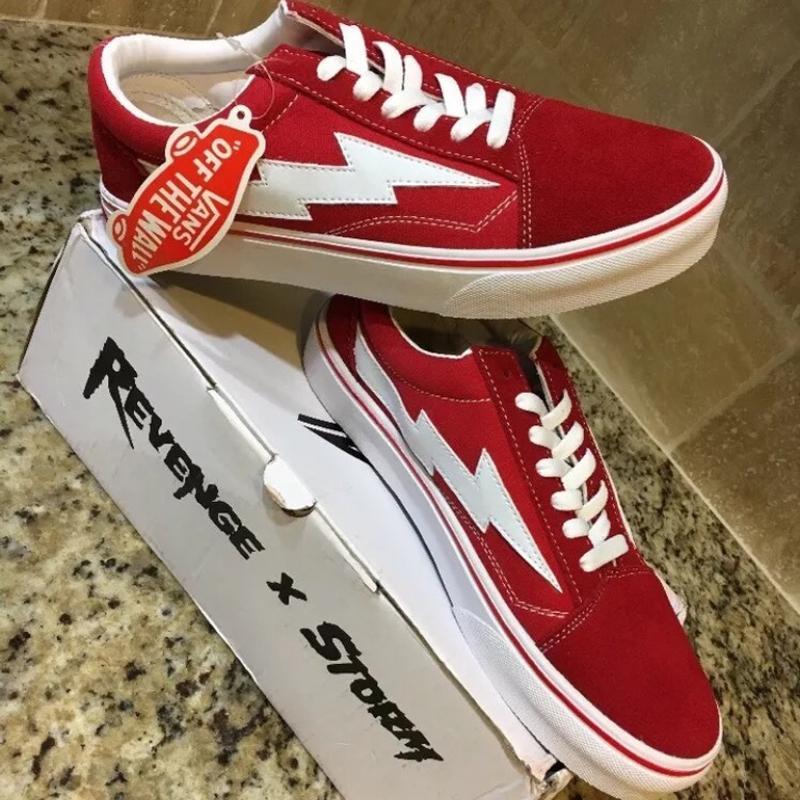 Ian Connor Revenge X Storm Red Shoe