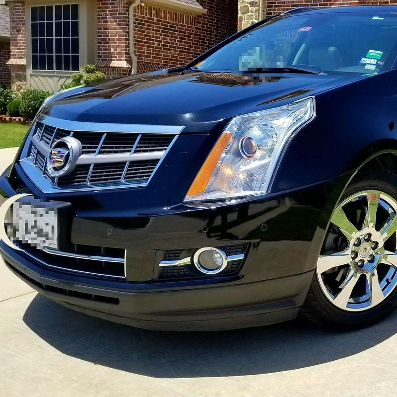 2010 Cadillac Srx Utility 4D Premium Turbo AWD for sale in ...