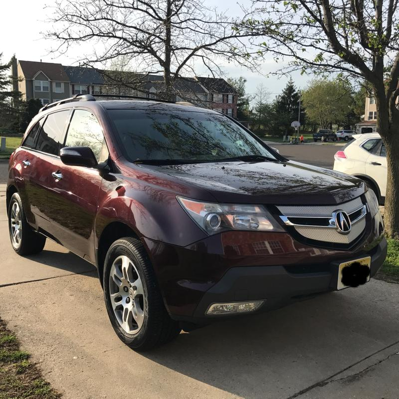 2008 Acura Mdx Utility 4D Sport AWD V6 For Sale In