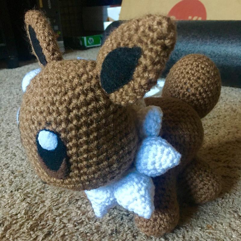 Pokemon Book Two - Written Crochet Patterns (Unofficial ... | 800x800