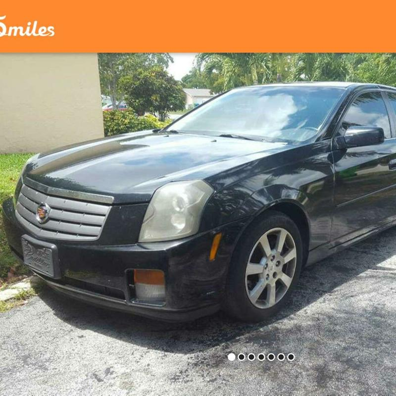 2004 Cadillac Cts Sedan 4D 3.6L For Sale In Fort