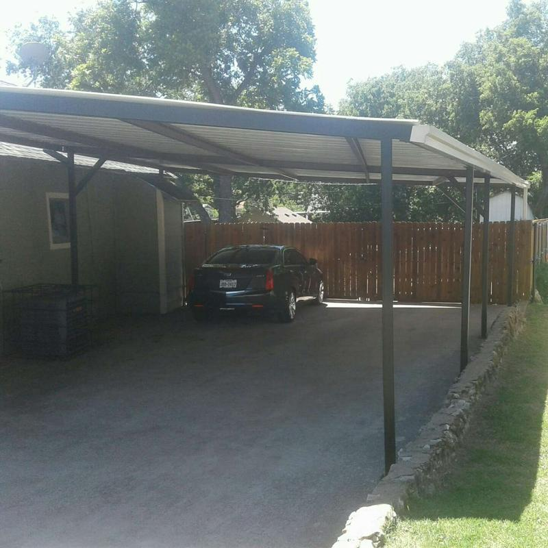 Heavy Duty 20x20 8 Metal Carports By Kool Kovers For Sale In Fort Worth Tx 5miles Buy And Sell