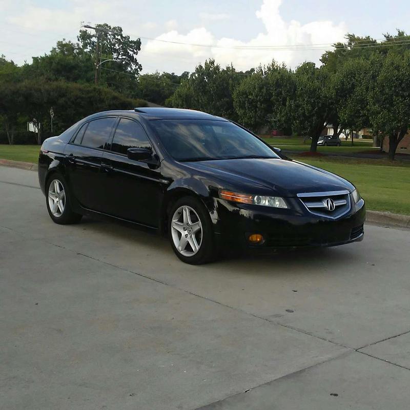 2005 Acura Tl Sedan 4D 3.2 V6 For Sale In Dallas, TX