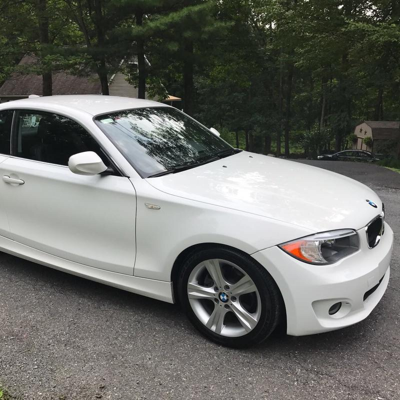 Bmw 5 Series For Sale Pa: 2013 BMW 1 Series Coupe 2D 128i For Sale In East