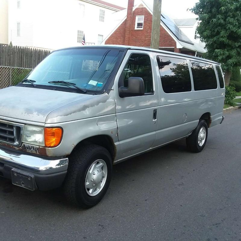 2004 Ford Extended Cargo Van For Sale In Elizabethport  Nj