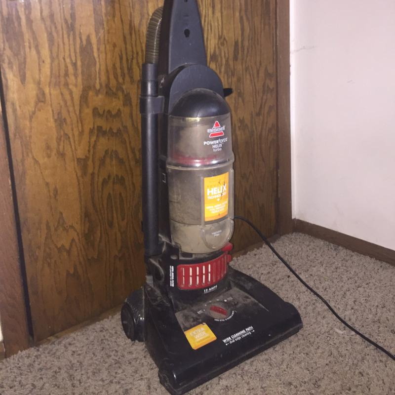 Bissell Powerforce Helix Turbo Vacuum For Sale In Inver Grove Heights Mn 5miles Buy And Sell