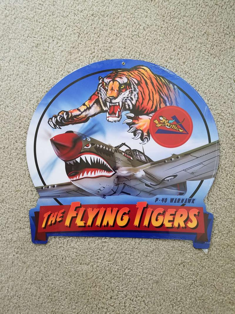 Flying Tiger Vancouver