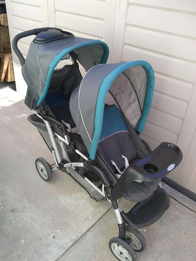 Graco Duo Glider Double Stroller for sale in Gardena, CA ...