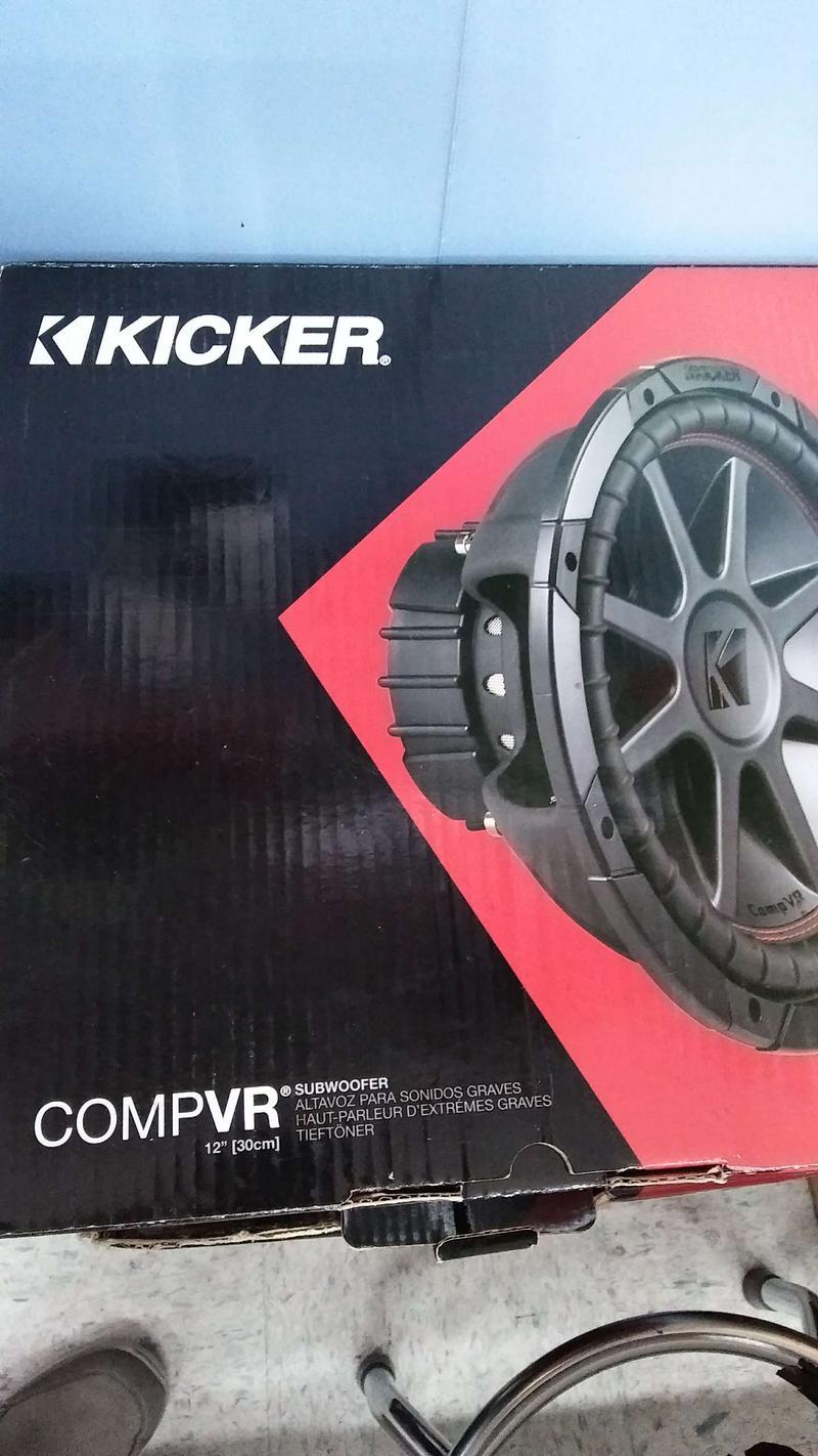 Cvr kicker 12 Kicker 10CVR124