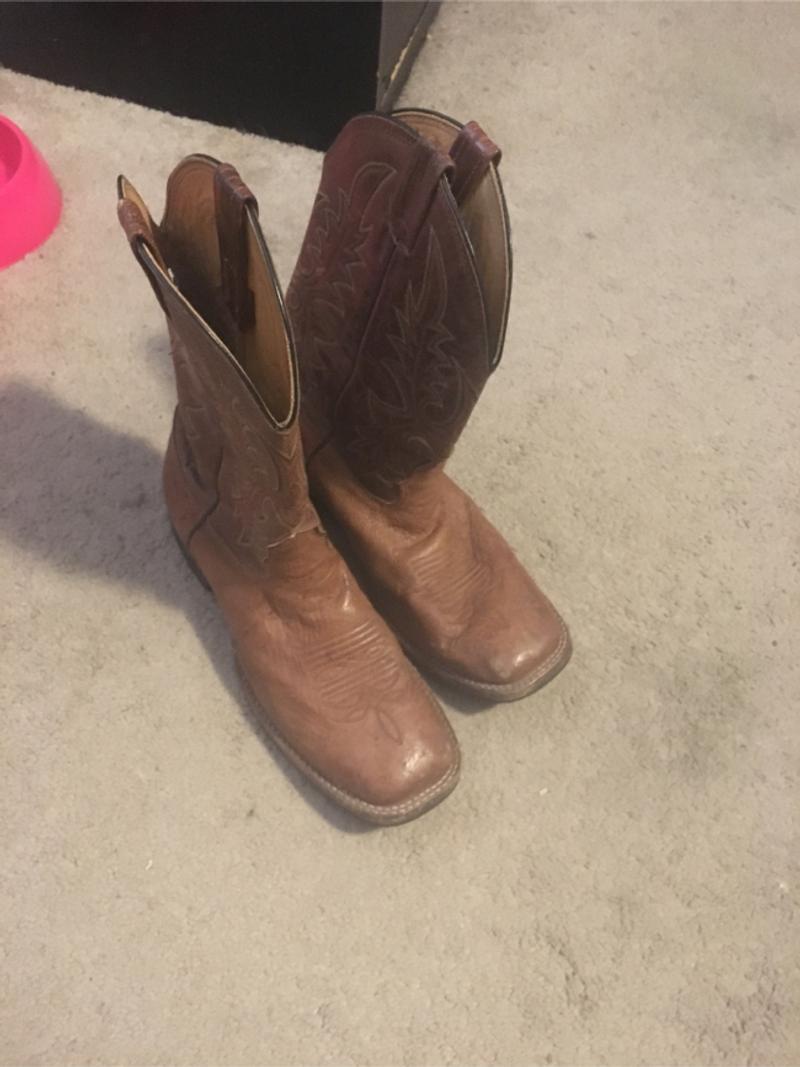 Larry mahan boots for sale in Roanoke
