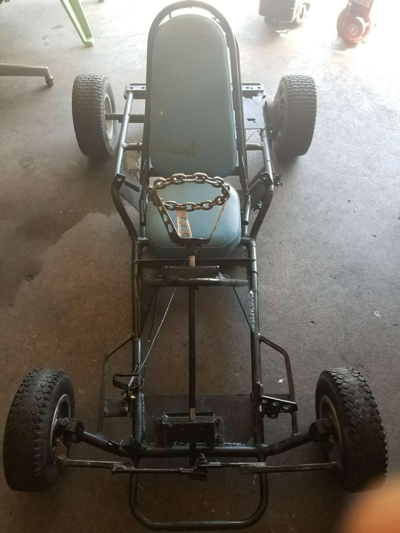 Go Kart Frame 2 Motors For Sale In Dallas Tx 5miles Buy And Sell
