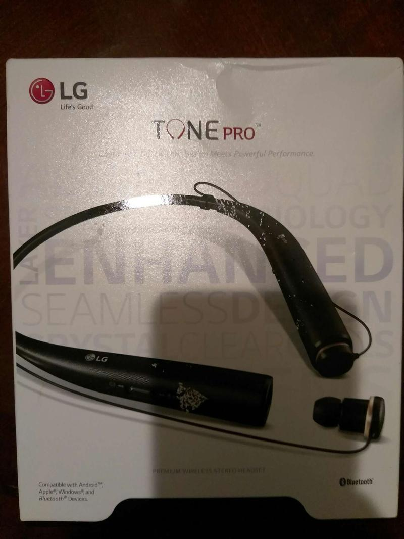 Lg Tone Pro Hbs 780 Wireless Bluetooth Headset For Sale In Austin Tx 5miles Buy And Sell
