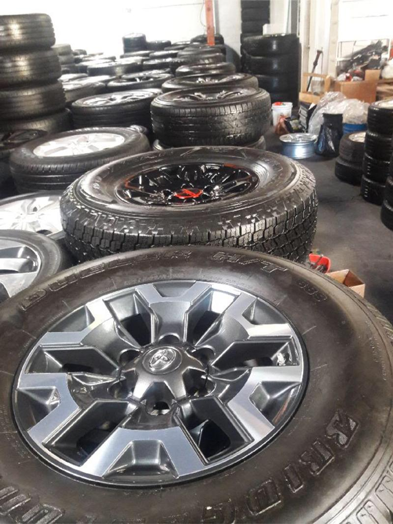 Toyota Tacoma Rims Toyota Tacoma Wheels 4runner Rims 4runner Wheels Tundra Rims For Sale In Bellflower Ca 5miles Buy And Sell