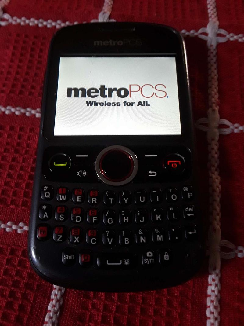 Metro Pcs Cell Phone For Sale In Arlington Tx 5miles Buy And Sell