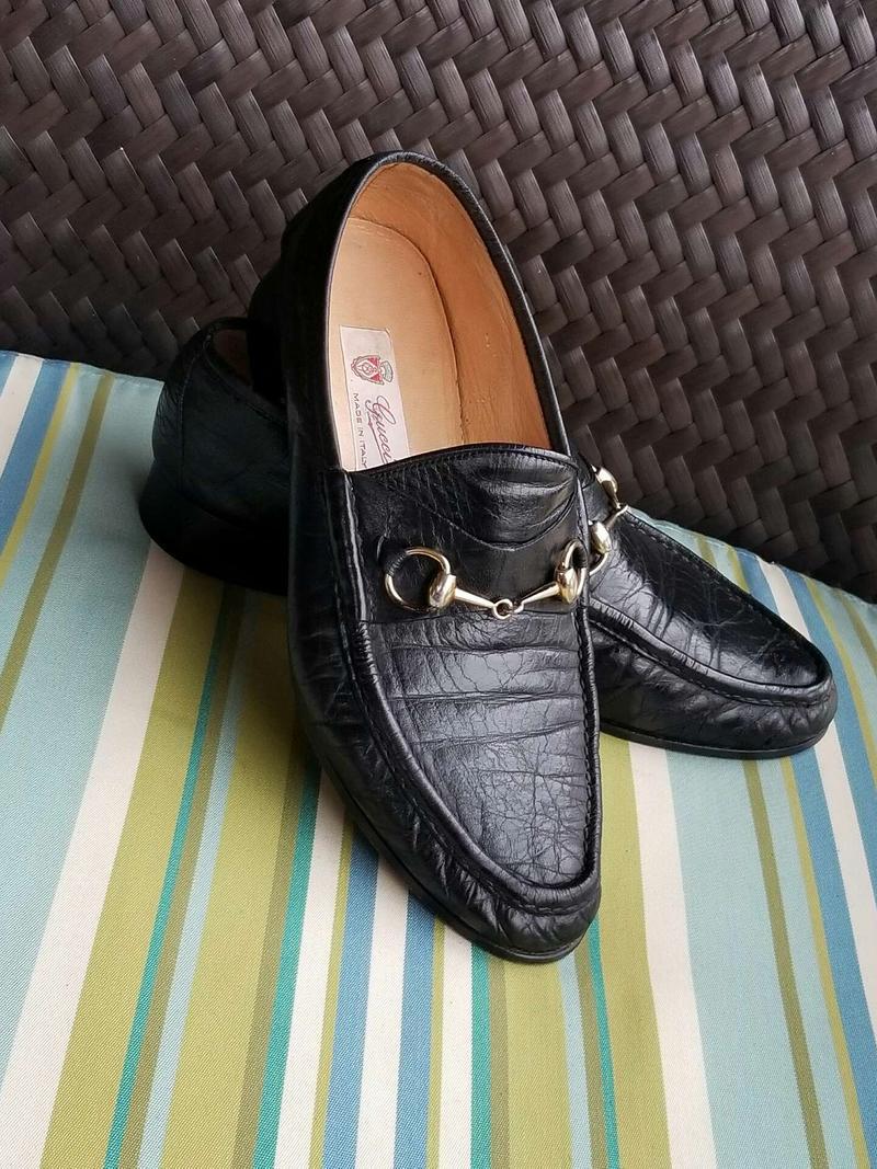 gucci dress shoes cheap