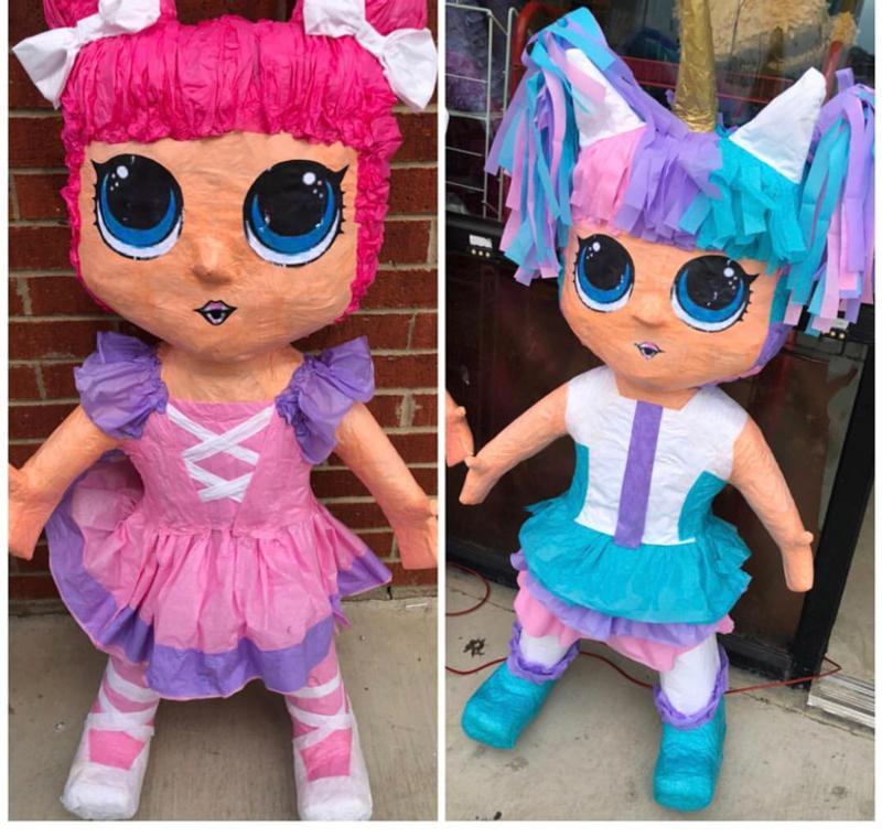 Lol Surprise Doll Pinata For Sale In Dallas Tx 5miles Buy And Sell