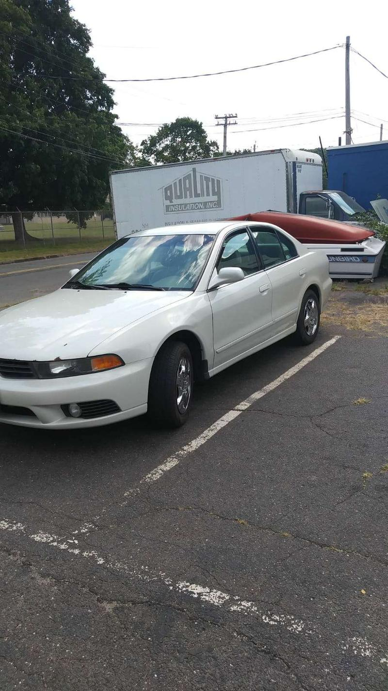 2002 mitsubishi galant es 4dr sedan for sale in new haven ct 5miles buy and sell 5miles