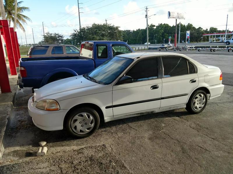1997 Honda Civic LX 4dr Sedan for sale in Stuart, FL - 5miles: Buy and Sell